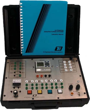 tii MB640A - Introductor PLC programmable logic controller micro ladder