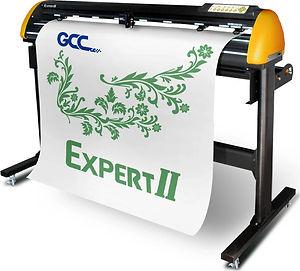 GCC Expert II vinyl cutter