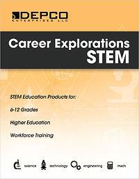DEPCO's Career Explorations STEM catalog