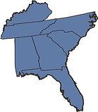 We sell in Alabama, Florida, Georgia, Kentucky, North & South Carolia, and Tennessee.