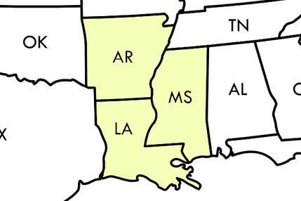 Magee Enterprises sales territory