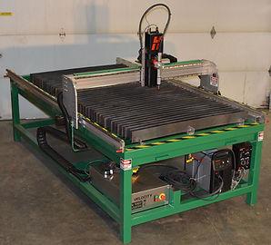 Forest CNC's HS CNC plasma cutter