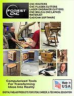 2020 Forest CNC catalog
