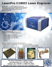 Learning Labs, Inc  Represents GCC LaserPro