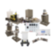 Hampden Modular Chemical Reactor System
