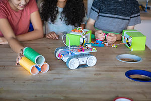 Sphero's RVR can be equipped with littleBits for even more capabilities.