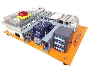 Mobile Modular PLC Training System-Allen-Bradley Compact Logix
