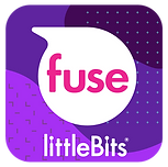 Fuse App logo - click the launc the app!