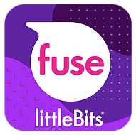 littleBits Fuse app logo - click the launch the app!