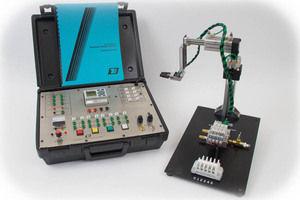 tii MB641PR - Basic PLC Controlled Pneumatic Robotic Application mb500 mb640a