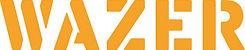 WAZER logo
