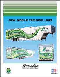 hampden new mobile training labs brochure