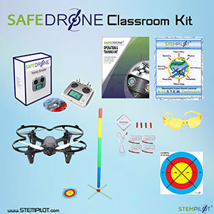 STEMPilot's SAFEDrone Classroom Kit