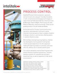 Intelitek's Process Control catalog