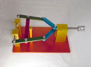 Sun Equipment Toggle Mechanism TM 61402