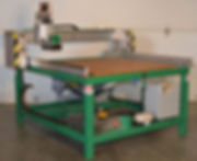 forest scientific hs cnc router