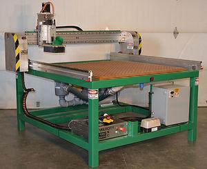 Forest CNC's HS CNC router
