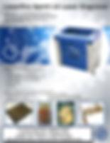 GCC Laserpro Spirit LS laser engraver project tutorial