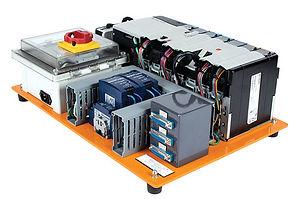Mobile Modular PLC Training System- Allen-Bradley Control Logix
