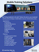 Mobile Training Solutions flyer