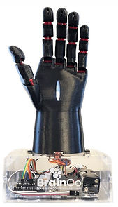 The BrainCo STEM Hand