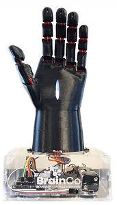 The NeuroMaker Hand
