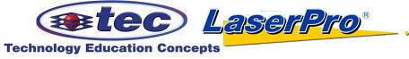 Tech Ed Concepts/LaserPro logo