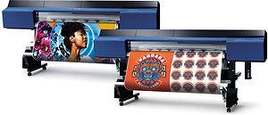 RolandDG TrueVIS VGs Series Printer/Cutters