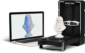 Matter and Form V2 3D scanner