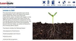 Intelitek Agriscience LearnMate soil irrigation fertilization agronom greenhouse