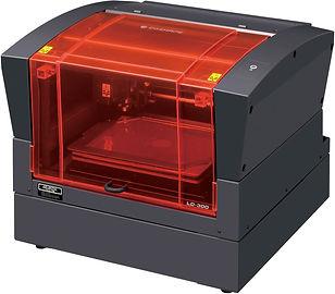 Roland DG DGSHAPE LD-300 laser decorator