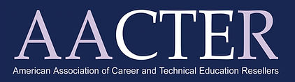 AmericanAssociation of Career and Techical Education Resellers logo AACTER