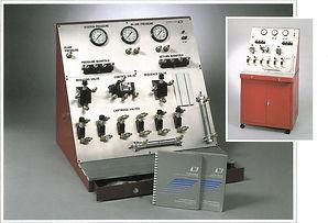 tii exp2 industrial hydraulics training system fluid circuit