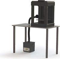 BOFA 3D PrintPRO 2 wih 3D printer