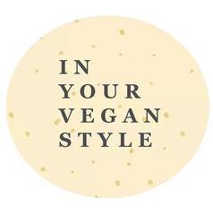 In Your Vegan Style