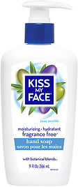 kiss my face Hand-Soap-Fragrance-Free.jp