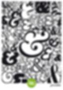 direction artistique typographie calligraphie design gaphique
