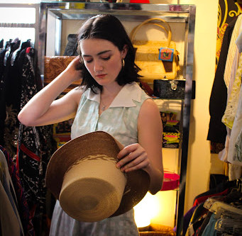 A Field Guide to Thrifting by Emma Haston, photo by Jess Reyes