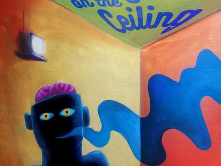 """Nautics """"Thoughts on the Ceiling"""" Review by Raeleigh Tochtenhagen"""