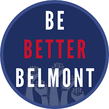 A Seat at the table with Safara Parrott, Community Outreach Organizer for Be Better Belmont