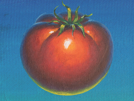 Virtual Tomatoes by Kimberly Klein