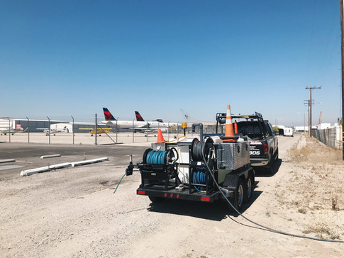 Airport Jetter