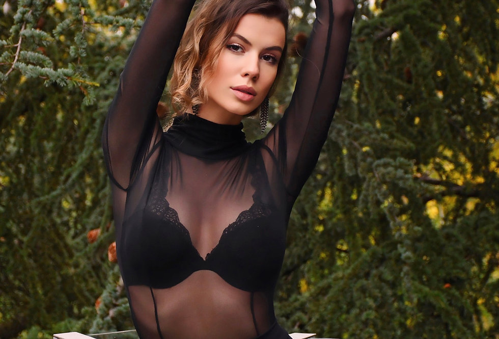 Hot Non Stop Bodysuit