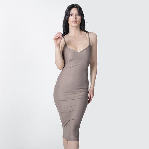 Tiffany Dress khaki