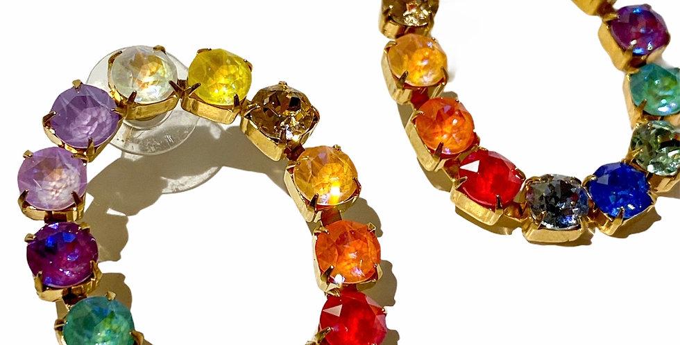 Candy Rainbow - Swarovski Crystals