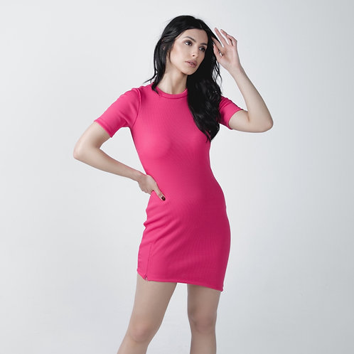 Moly Dress pink