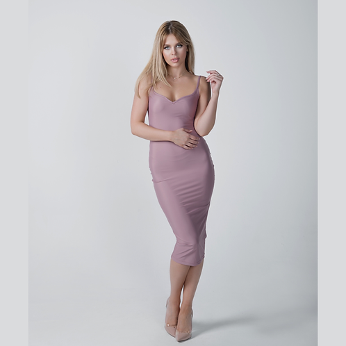 Tiffany Dress powder rose