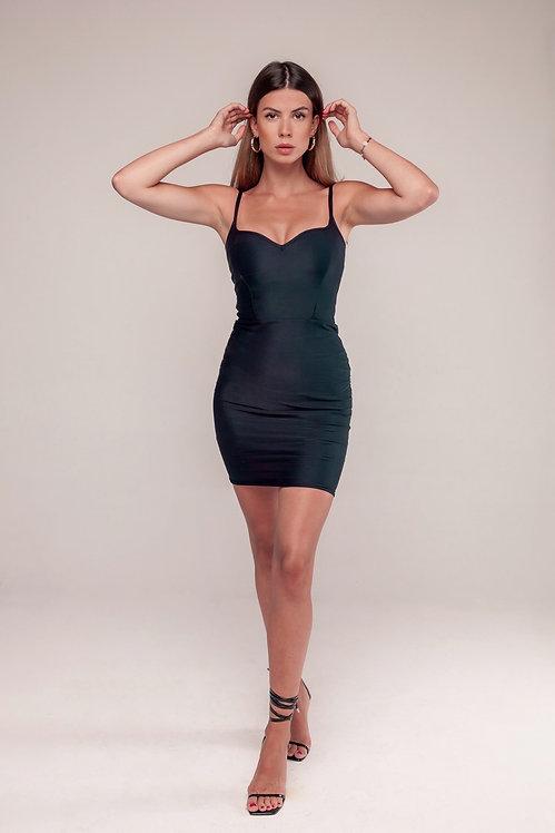 SCARLETT DRESS BLACK