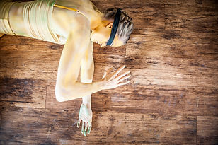 Alana O. Rogers Dance Company. Photo: Ernie Sapiro.
