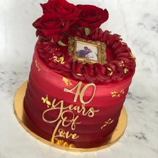 Ruby Red Anniversary